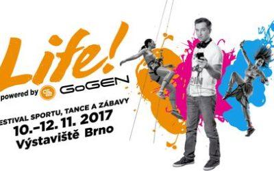 Life! Festival sportu tance a zábavy